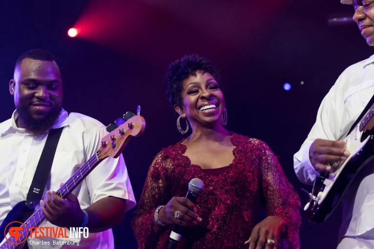 Gladys Knight op North Sea Jazz  2017 - Zaterdag foto