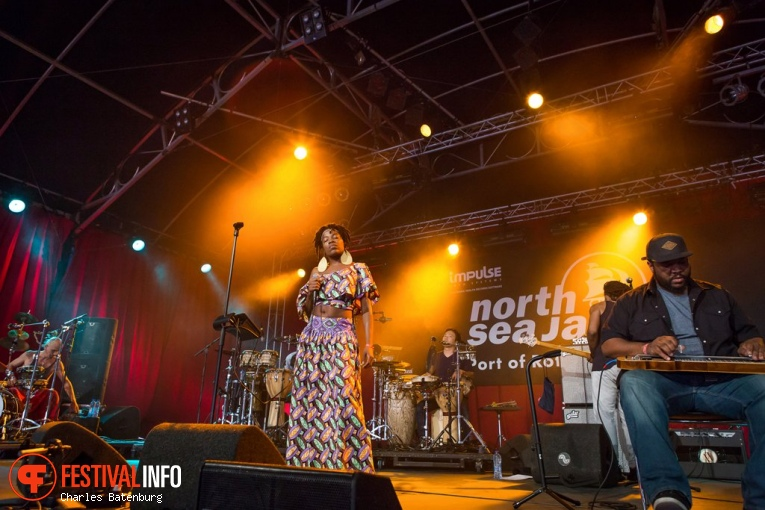 Bokanté op North Sea Jazz  2017 - Zaterdag foto