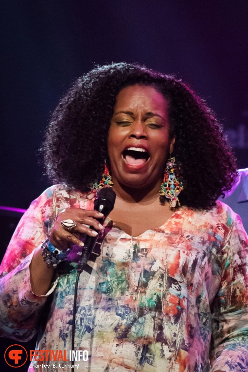 Dianne Reeves op North Sea Jazz  2017 - Zaterdag foto
