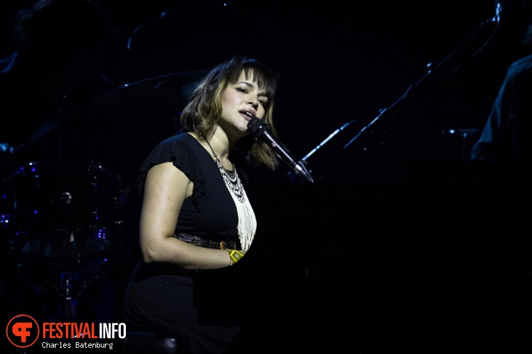 Norah Jones op North Sea Jazz  2017 - Zaterdag foto