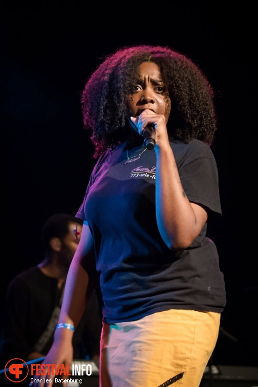 Noname op North Sea Jazz  2017 - Zaterdag foto