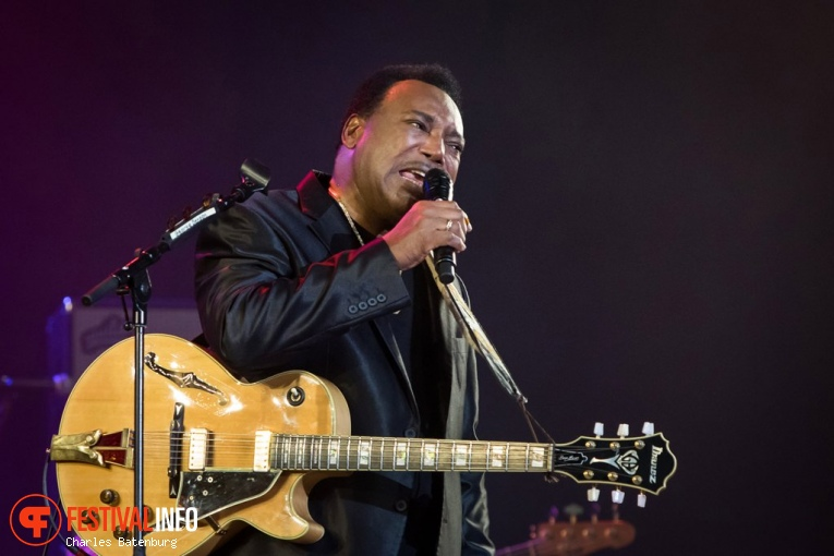 George Benson op North Sea Jazz  2017 - Zaterdag foto