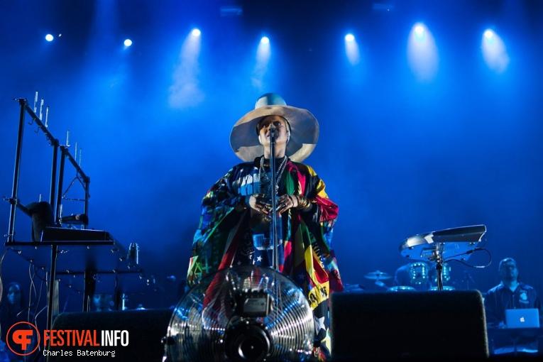 Erykah Badu op North Sea Jazz 2017 - Zondag foto