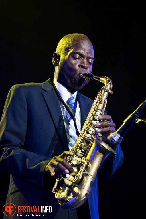 Maceo Parker op North Sea Jazz 2017 - Zondag foto