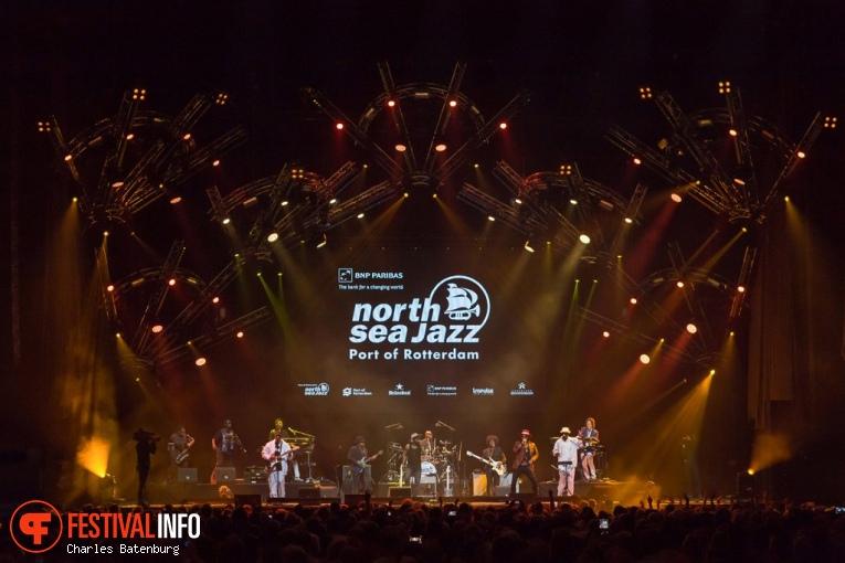 The New Power Generation op North Sea Jazz 2017 - Zondag foto