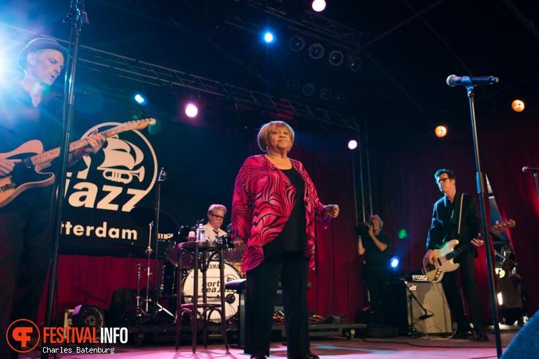 Mavis Staples op North Sea Jazz 2017 - Zondag foto