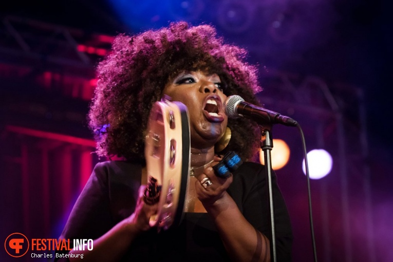 Michelle David & The Gospel Sessions op North Sea Jazz 2017 - Zondag foto