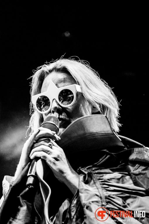 Foto Róisín Murphy op Cactusfestival 2017 - Vrijdag