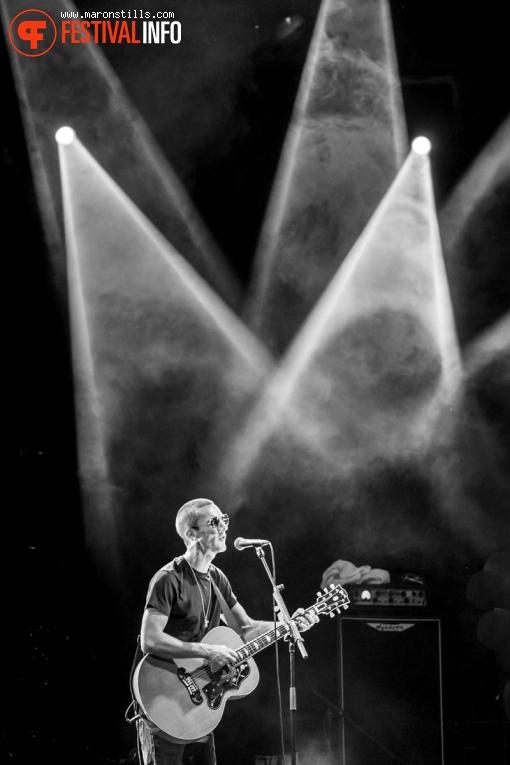 Foto Richard Ashcroft op Cactusfestival 2017 - Vrijdag