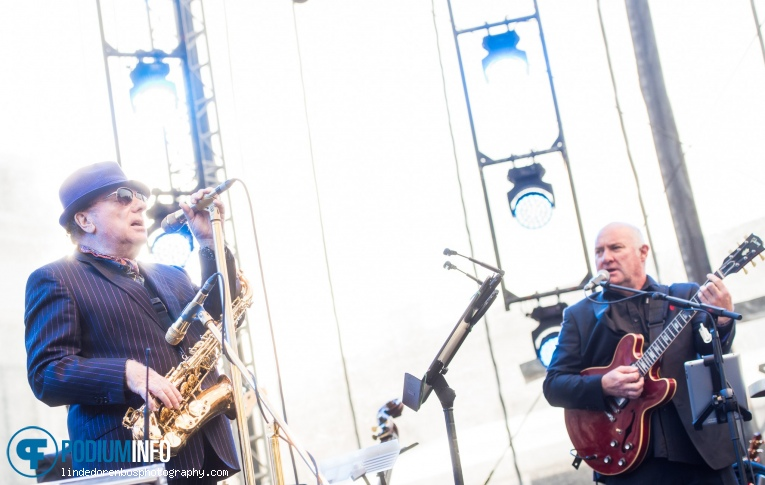 Van Morrison op Van Morrison - 08/07 - Paleis Soestdijk foto