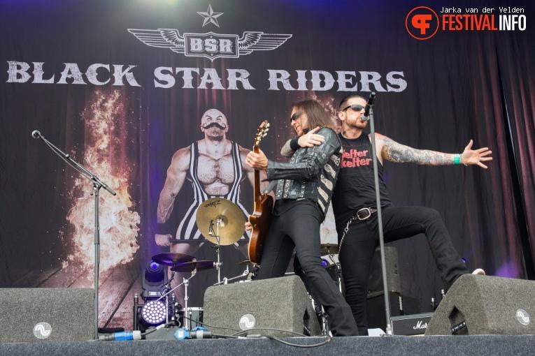 Black Star Riders op Bospop 2017 - Zaterdag foto