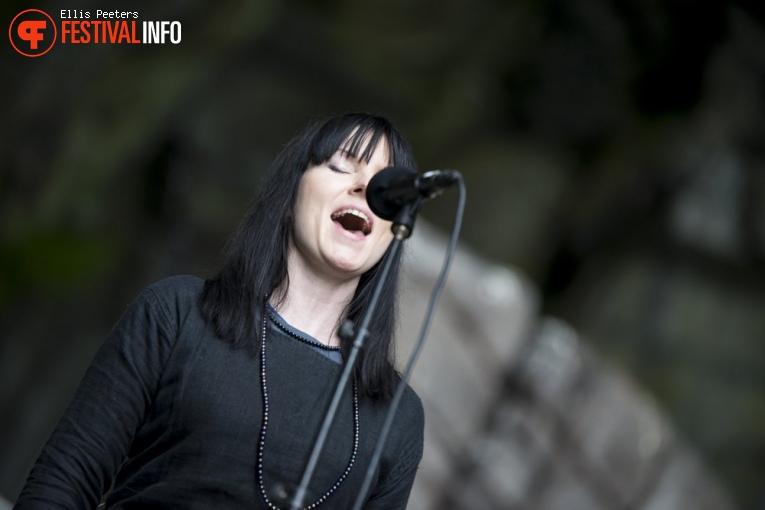 Wardruna op Træna festival 2017 foto