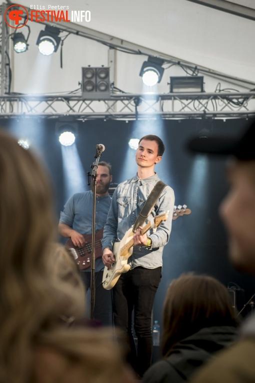 Emilie Sofie op Træna festival 2017 foto