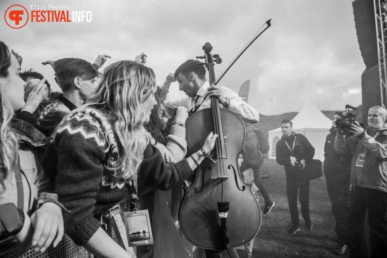 Honningbarna op Træna festival 2017 foto