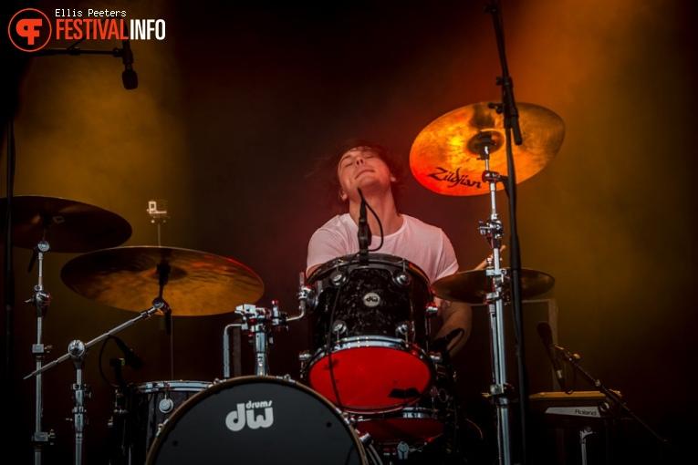 Rafferty op Træna festival 2017 foto