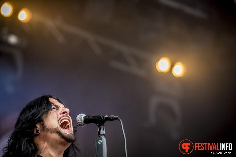 Prong op Dynamo Metalfest 2017 foto