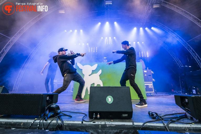 Multiplex & Friends op Werfpop 2017 foto
