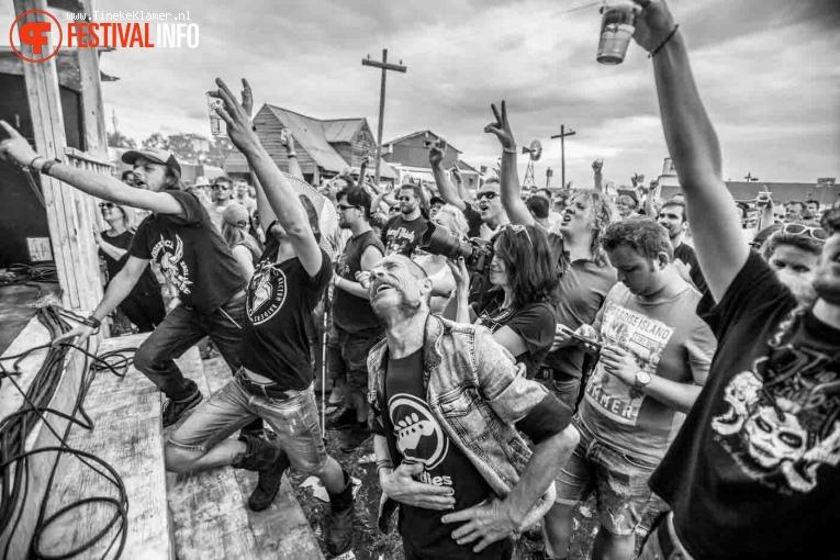 The Grand East op Zwarte Cross 2017 foto