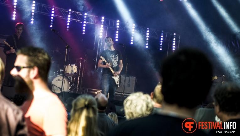 Automatic Sam op Valkhof Festival 2017 foto
