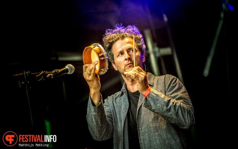 Foto Tamino op Valkhof Festival 2017