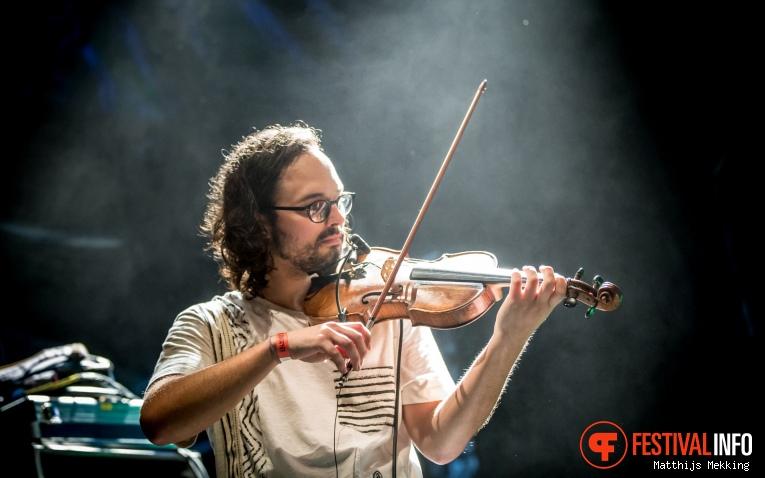 Foto De Raad van Toezicht op Valkhof Festival 2017