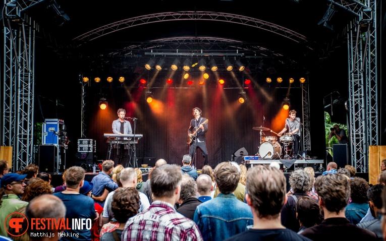 Tamino op Valkhof Festival 2017 foto