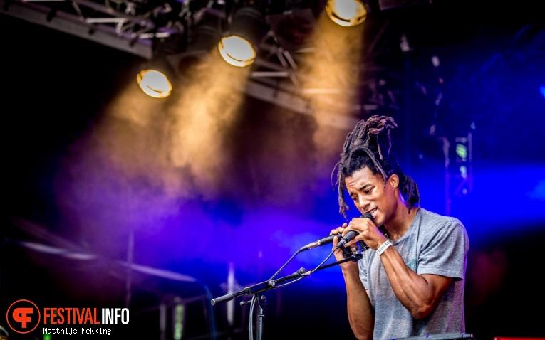 Conner Youngblood op Valkhof Festival 2017 foto