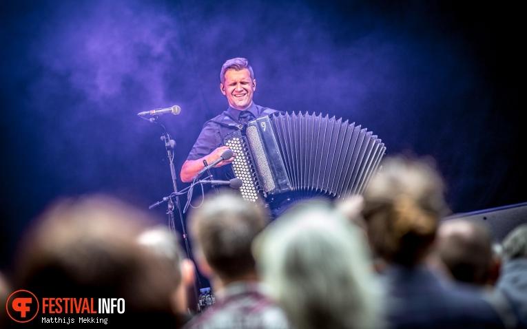 Mario Batkovic op Valkhof Festival 2017 foto