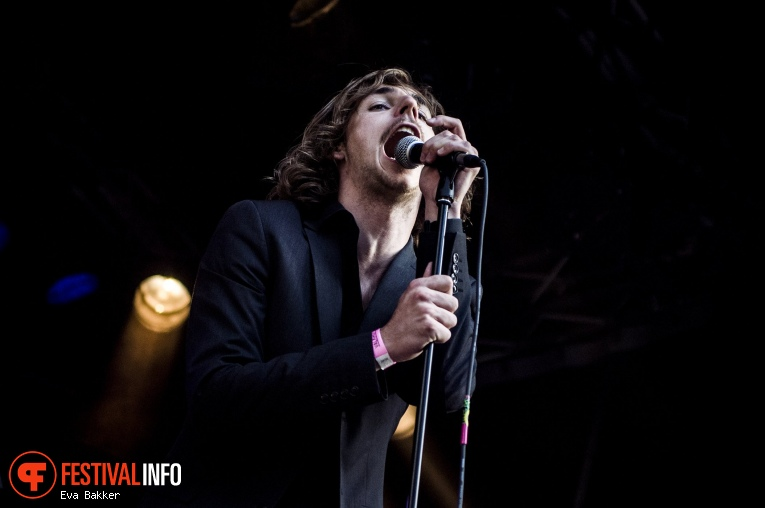 Foto The Naked Sweat Drips op Valkhof Festival 2017