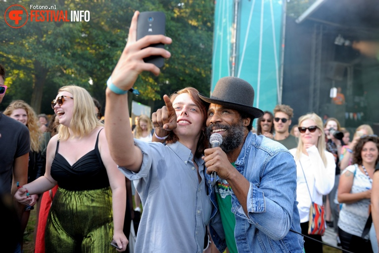 Foto Cody ChesnuTT op Welcome To The Village 2017 - Vrijdag