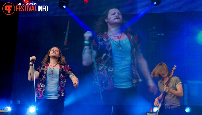 Foto The Grand East op Fields of Joy 2017