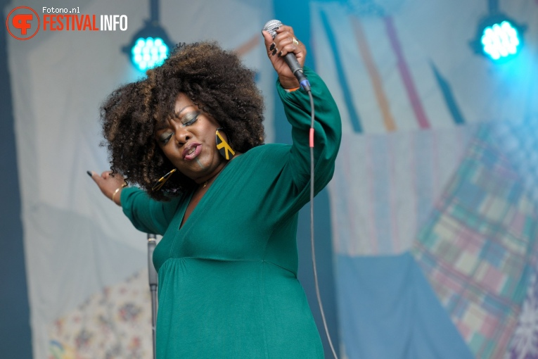 Foto The Gospel Sessions op Welcome To The Village 2017 - Zondag
