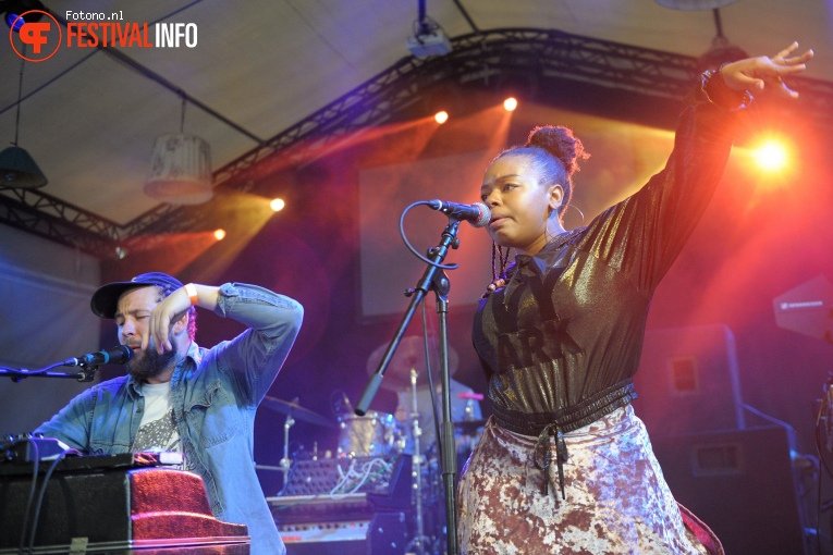 Seramic op Welcome To The Village 2017 - Zondag foto