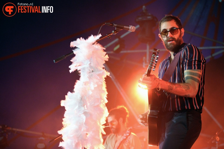 Foto The Wanton Bishops op Welcome To The Village 2017 - Zondag