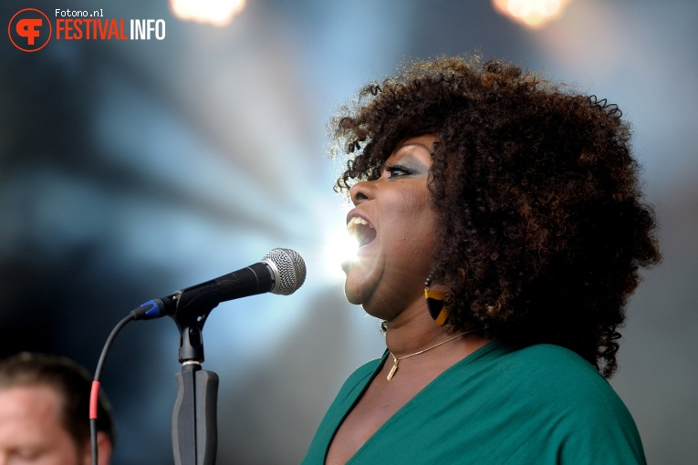 The Gospel Sessions op Welcome To The Village 2017 - Zondag foto