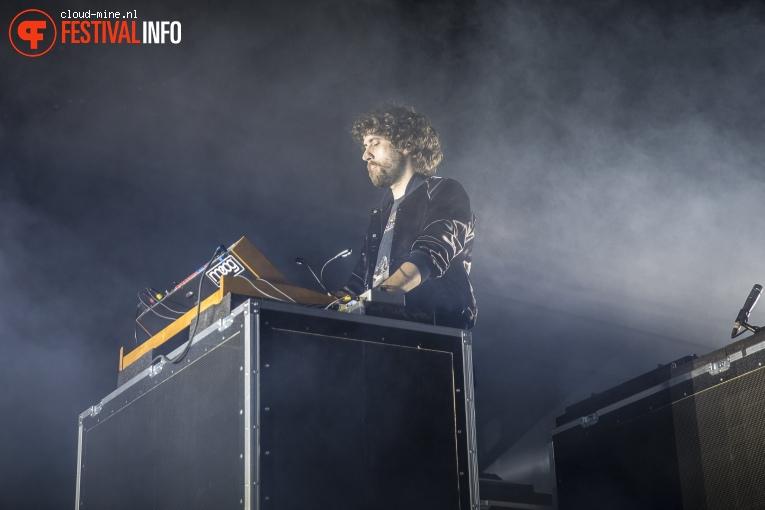 Justice (Fr) op Paléo Festival 2017 foto