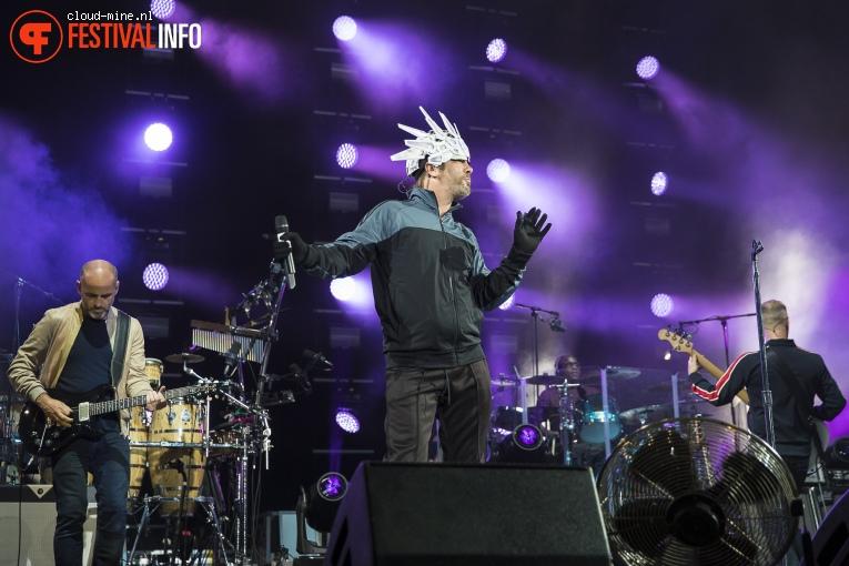 Jamiroquai op Paléo Festival 2017 foto