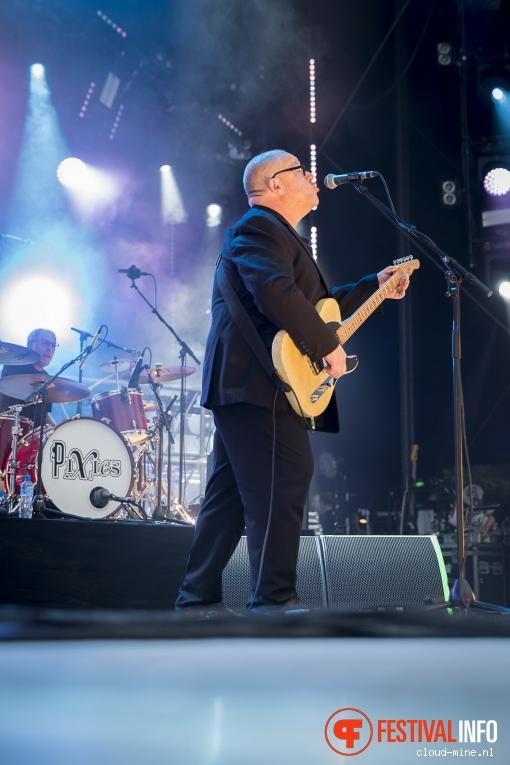 Pixies op Paléo Festival 2017 foto