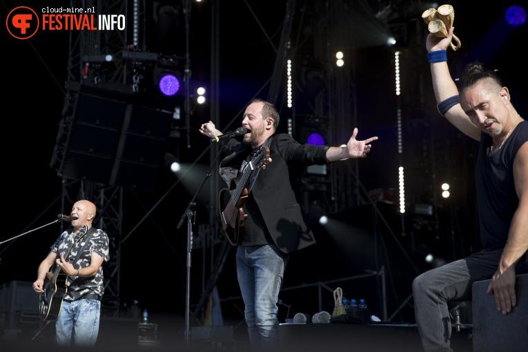 Tryo op Paléo Festival 2017 foto