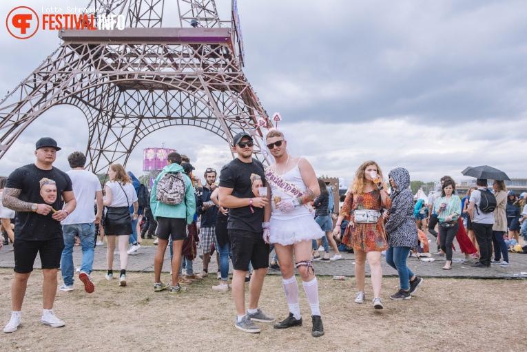 Lollapalooza Paris 2017 foto