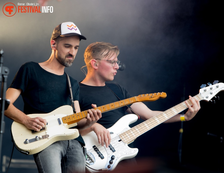 Foto Niels Destadsbader op Suikerrock 2017