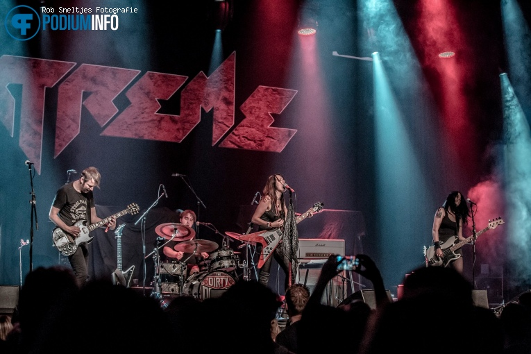 Foto The Dirty Denims op Extreme - 25/07 - TivoliVredenburg