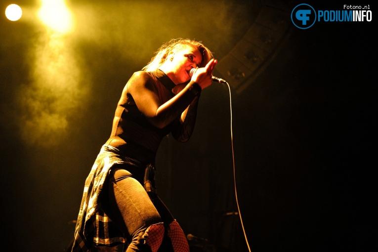 The Charm The Fury op Marilyn Manson - 05/08 - TivoliVredenburg foto