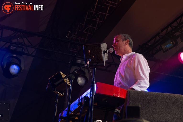 Doe Maar op Dicky Woodstock foto