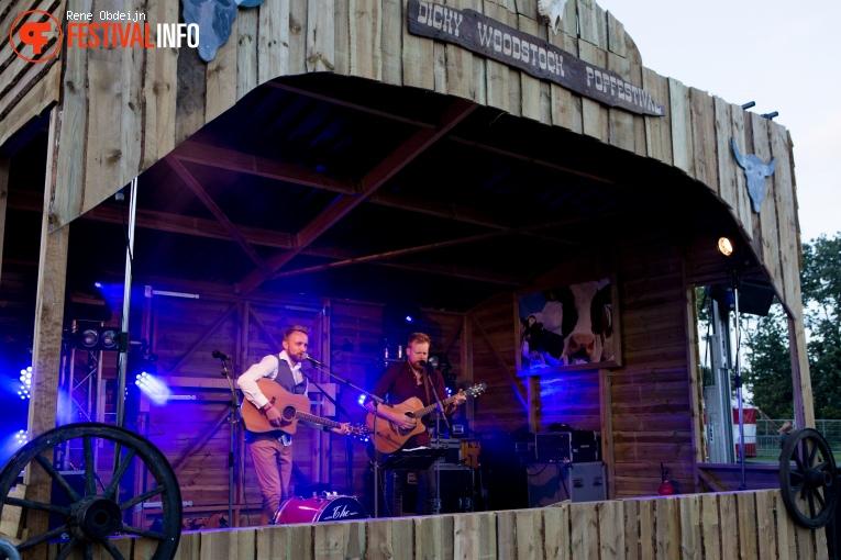Stonegood op Dicky Woodstock foto