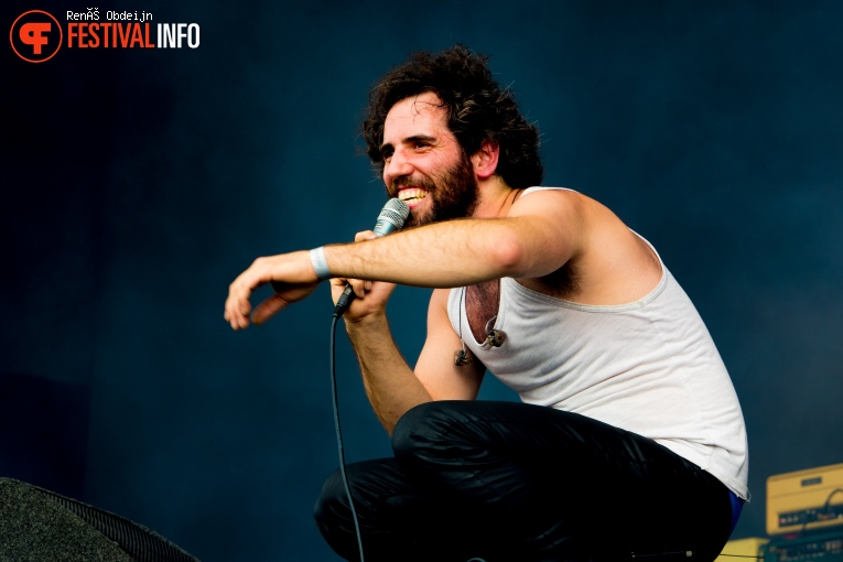 Foto Navarone op Huntenpop 2017