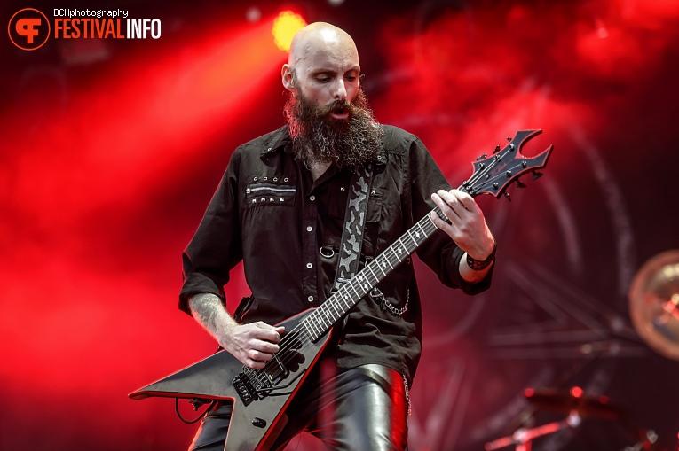 Foto Venom op Alcatraz Hard Rock & Metal Festival 2017 - Zaterdag