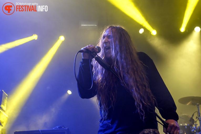 Foto Obituary op Alcatraz Hard Rock & Metal Festival 2017 - Zaterdag