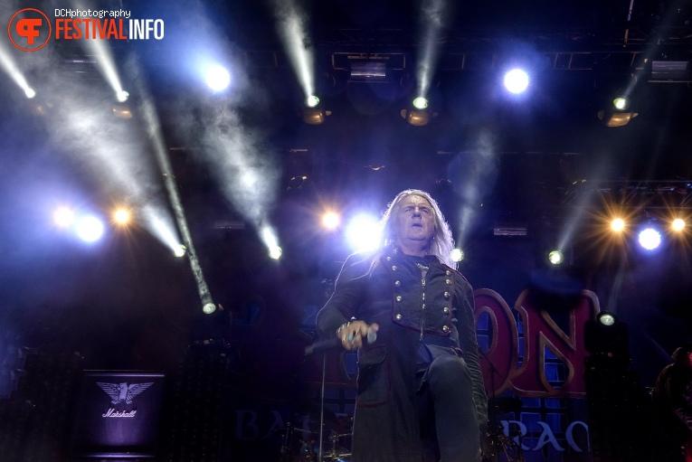Foto Saxon op Alcatraz Hard Rock & Metal Festival 2017 - Zaterdag