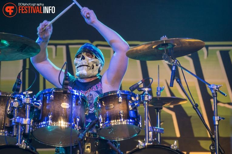 Foto Dr. Living Dead op Alcatraz Hard Rock & Metal Festival 2017 - Zondag